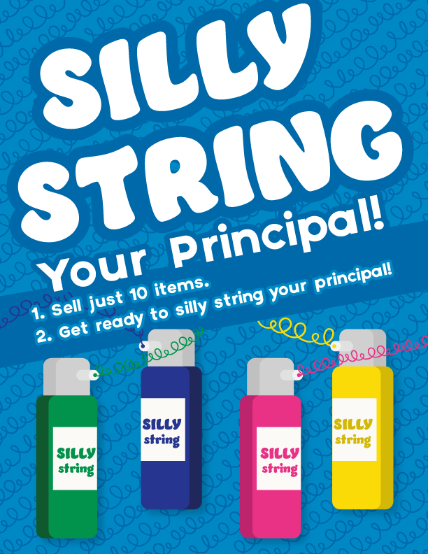 Silly String Your Principal